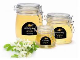 Акациев пчелен мед - BG Quality Honey - Ловеч